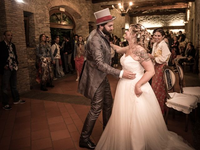 Il matrimonio di Sergio e Jessica a Bottanuco, Bergamo 167