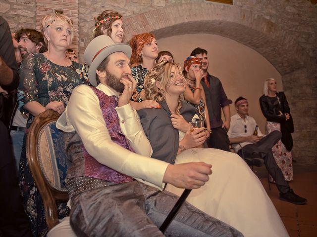 Il matrimonio di Sergio e Jessica a Bottanuco, Bergamo 178