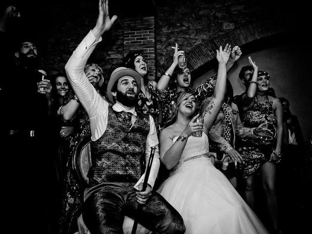 Il matrimonio di Sergio e Jessica a Bottanuco, Bergamo 180