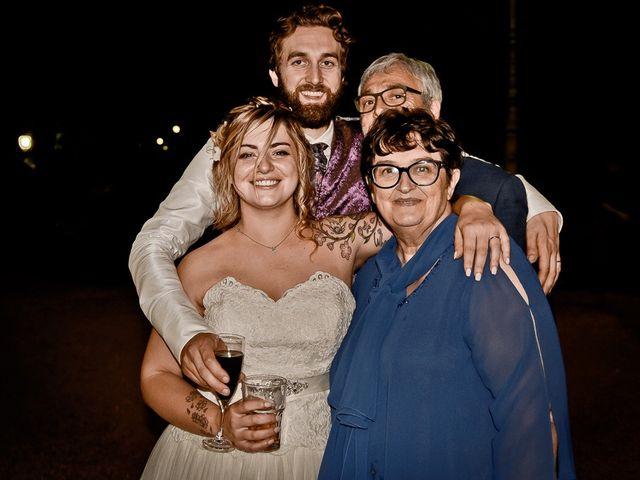 Il matrimonio di Sergio e Jessica a Bottanuco, Bergamo 182