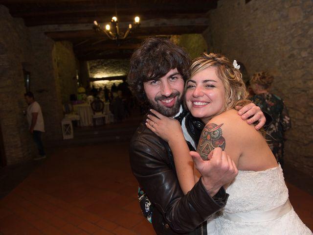 Il matrimonio di Sergio e Jessica a Bottanuco, Bergamo 184