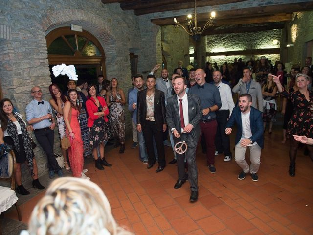 Il matrimonio di Sergio e Jessica a Bottanuco, Bergamo 188
