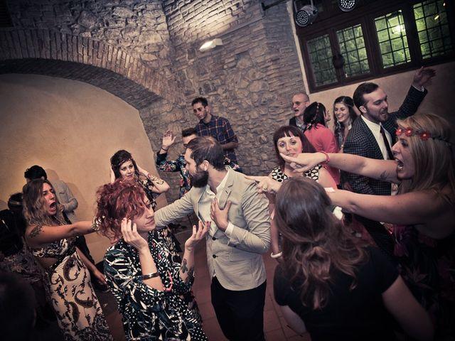 Il matrimonio di Sergio e Jessica a Bottanuco, Bergamo 195