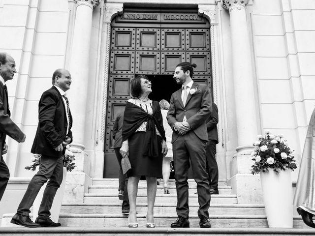 Il matrimonio di Stefano e Francesca a Torre de' Roveri, Bergamo 28