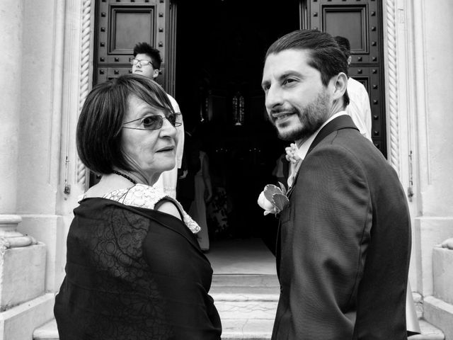 Il matrimonio di Stefano e Francesca a Torre de' Roveri, Bergamo 29