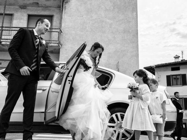 Il matrimonio di Stefano e Francesca a Torre de' Roveri, Bergamo 31