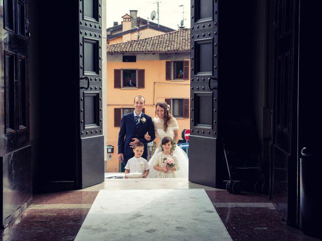 Il matrimonio di Stefano e Francesca a Torre de' Roveri, Bergamo 33