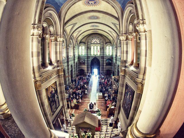 Il matrimonio di Stefano e Francesca a Torre de' Roveri, Bergamo 34