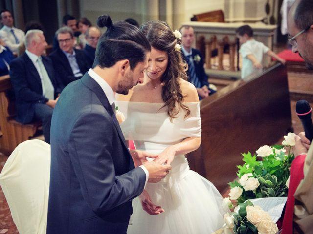 Il matrimonio di Stefano e Francesca a Torre de' Roveri, Bergamo 40