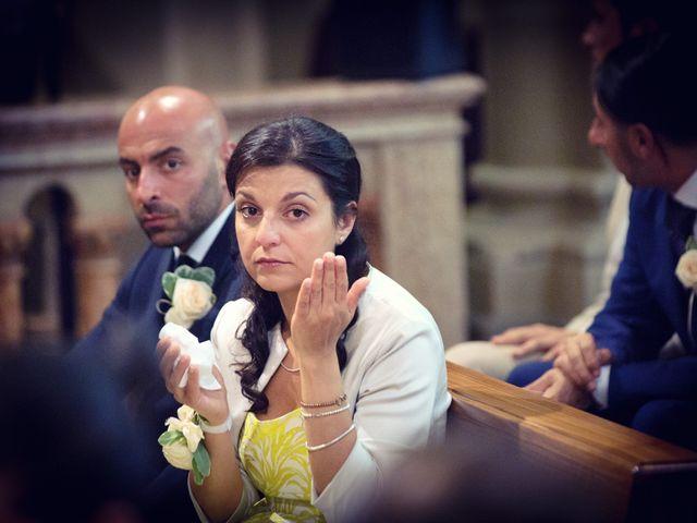 Il matrimonio di Stefano e Francesca a Torre de' Roveri, Bergamo 43