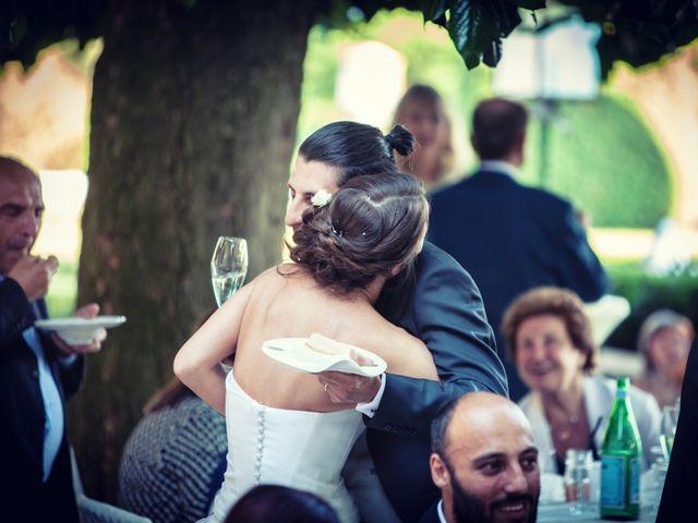 Il matrimonio di Stefano e Francesca a Torre de' Roveri, Bergamo 56
