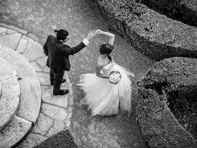Il matrimonio di Stefano e Francesca a Torre de' Roveri, Bergamo 58