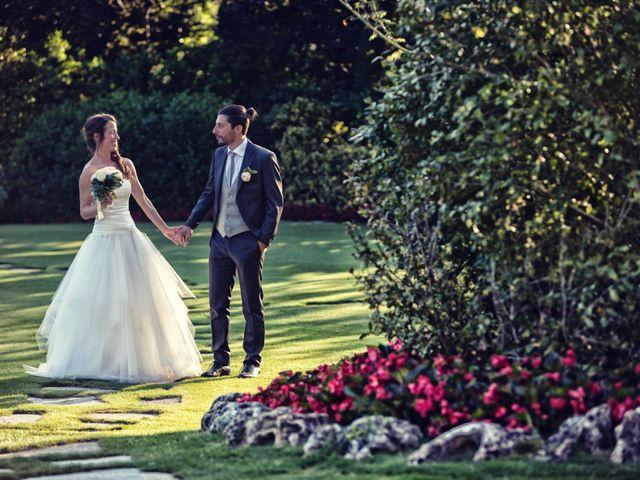 Il matrimonio di Stefano e Francesca a Torre de' Roveri, Bergamo 59