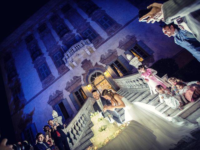 Il matrimonio di Stefano e Francesca a Torre de' Roveri, Bergamo 69