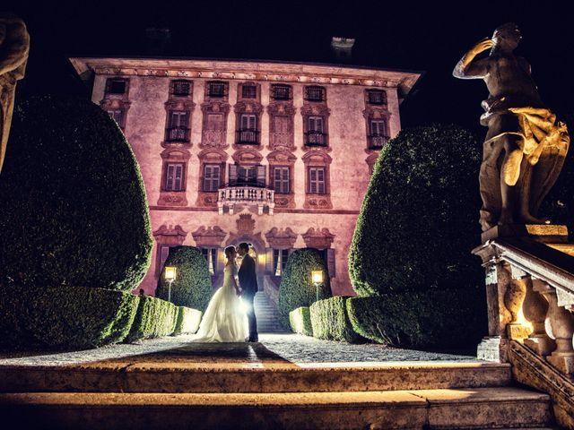 Il matrimonio di Stefano e Francesca a Torre de' Roveri, Bergamo 71