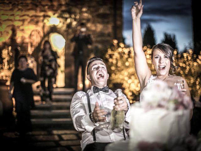 le nozze di Elisa e Walter