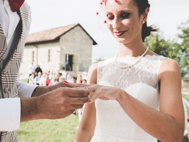 Il matrimonio di Marco e Stefania a Mombello Monferrato, Alessandria 33