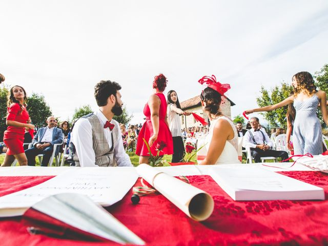 Il matrimonio di Marco e Stefania a Mombello Monferrato, Alessandria 36