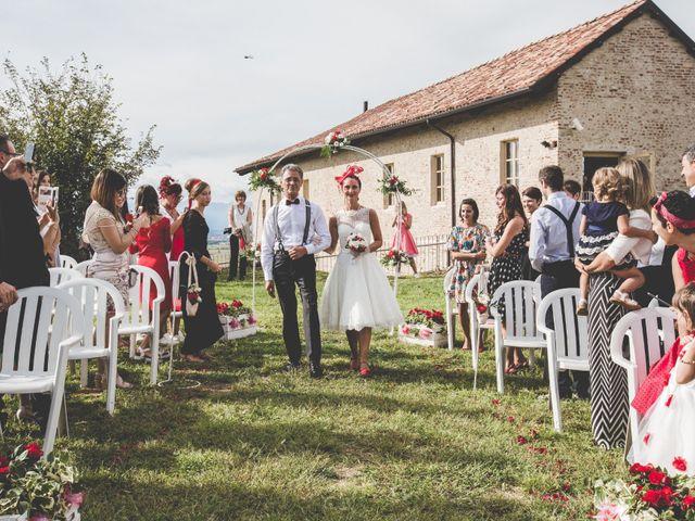 Il matrimonio di Marco e Stefania a Mombello Monferrato, Alessandria 30