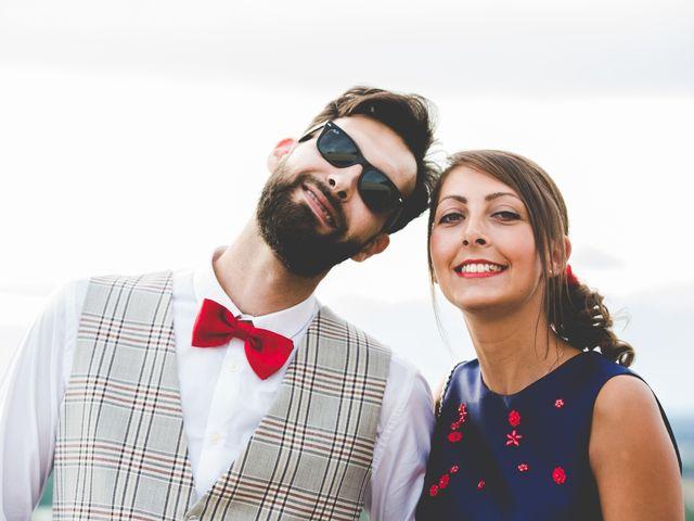 Il matrimonio di Marco e Stefania a Mombello Monferrato, Alessandria 42