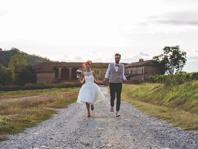 Il matrimonio di Marco e Stefania a Mombello Monferrato, Alessandria 49