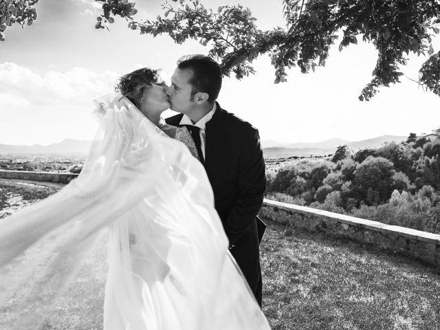le nozze di Irina e Luca