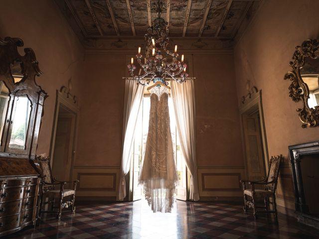 Il matrimonio di Marco e Francesca a Robecco sul Naviglio, Milano 3