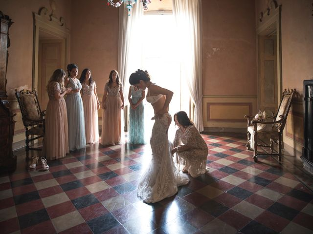 Il matrimonio di Marco e Francesca a Robecco sul Naviglio, Milano 11