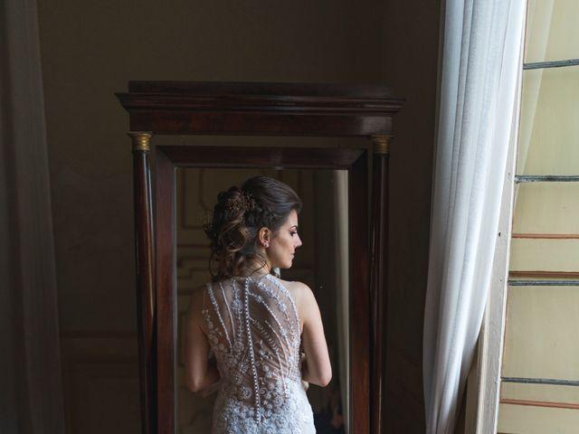 Il matrimonio di Marco e Francesca a Robecco sul Naviglio, Milano 14