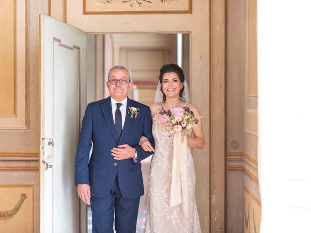 Il matrimonio di Marco e Francesca a Robecco sul Naviglio, Milano 17