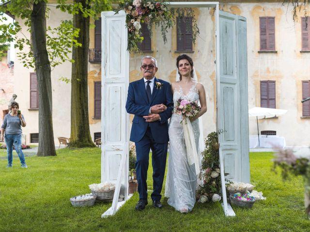 Il matrimonio di Marco e Francesca a Robecco sul Naviglio, Milano 18
