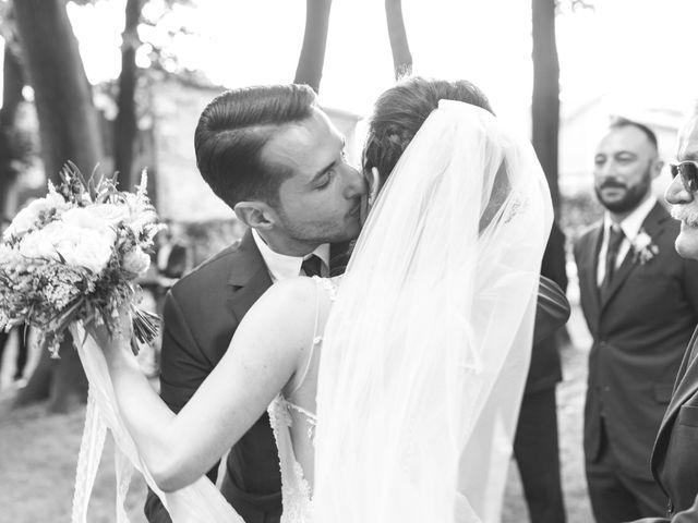 Il matrimonio di Marco e Francesca a Robecco sul Naviglio, Milano 20