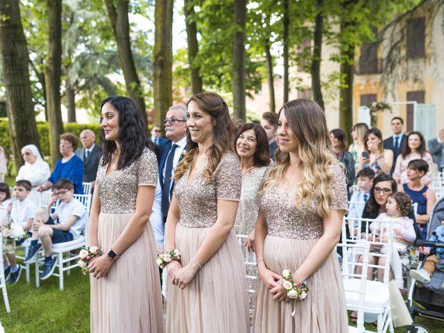 Il matrimonio di Marco e Francesca a Robecco sul Naviglio, Milano 22