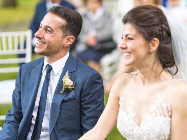 Il matrimonio di Marco e Francesca a Robecco sul Naviglio, Milano 23