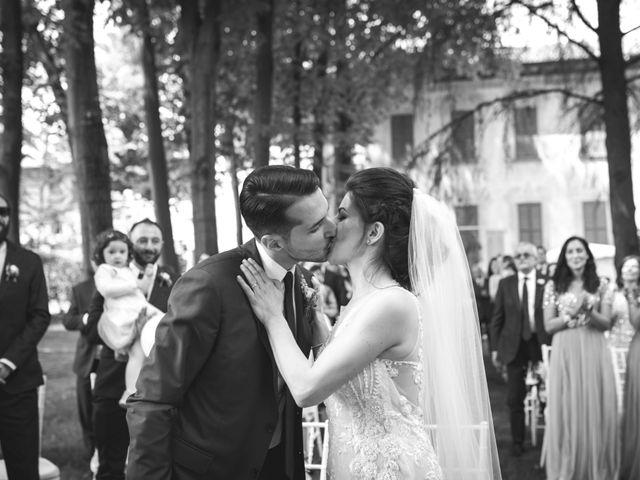 Il matrimonio di Marco e Francesca a Robecco sul Naviglio, Milano 27