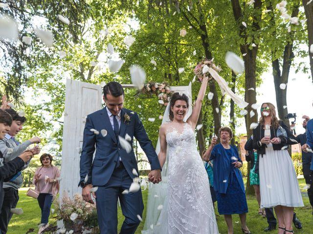 Il matrimonio di Marco e Francesca a Robecco sul Naviglio, Milano 29