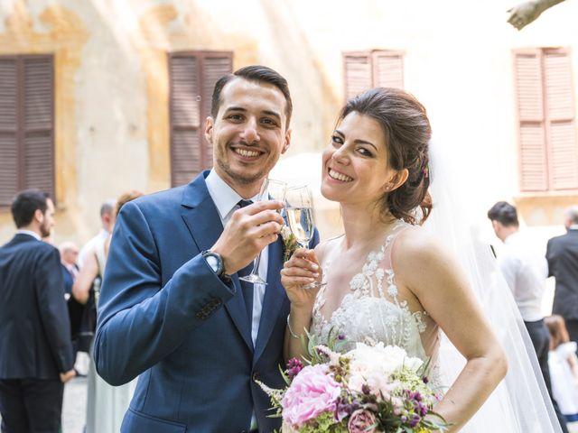 Il matrimonio di Marco e Francesca a Robecco sul Naviglio, Milano 30
