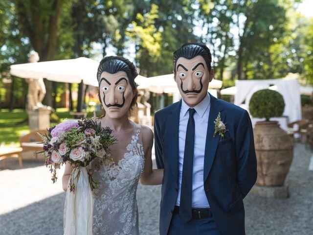 Il matrimonio di Marco e Francesca a Robecco sul Naviglio, Milano 34