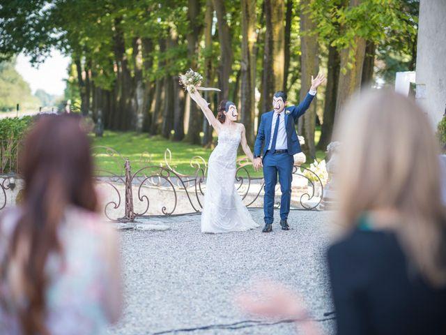 Il matrimonio di Marco e Francesca a Robecco sul Naviglio, Milano 35