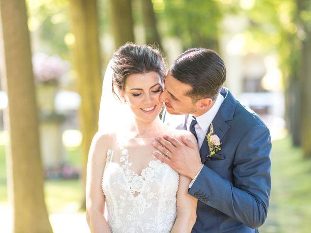 Il matrimonio di Marco e Francesca a Robecco sul Naviglio, Milano 36
