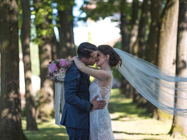 Il matrimonio di Marco e Francesca a Robecco sul Naviglio, Milano 37