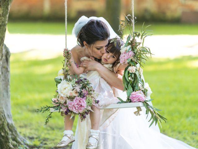 Il matrimonio di Marco e Francesca a Robecco sul Naviglio, Milano 38