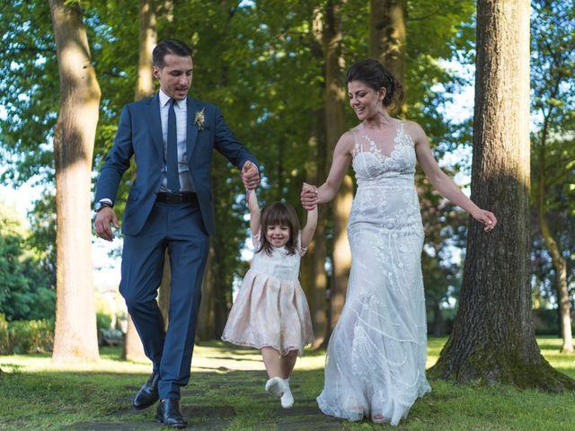 Il matrimonio di Marco e Francesca a Robecco sul Naviglio, Milano 42