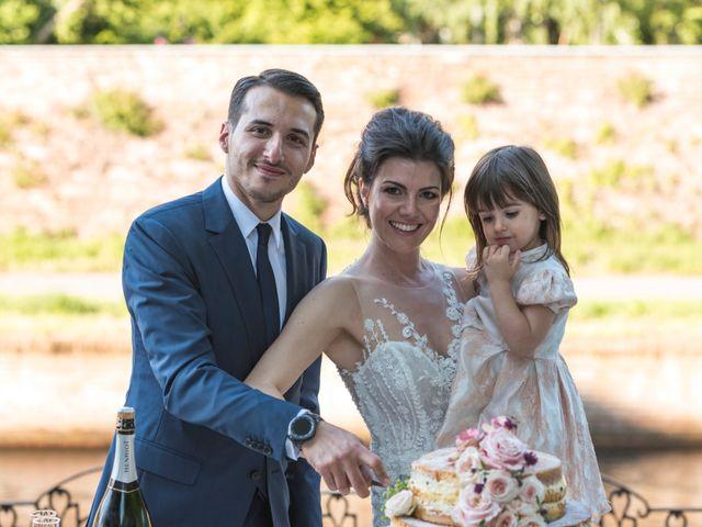 Il matrimonio di Marco e Francesca a Robecco sul Naviglio, Milano 46
