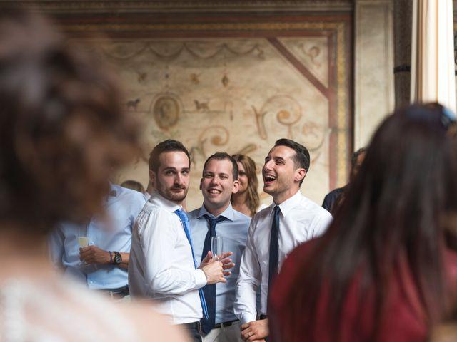 Il matrimonio di Marco e Francesca a Robecco sul Naviglio, Milano 48