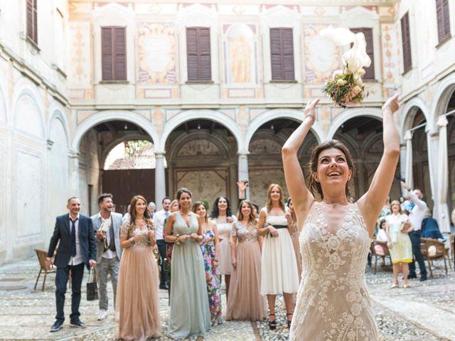 Il matrimonio di Marco e Francesca a Robecco sul Naviglio, Milano 51