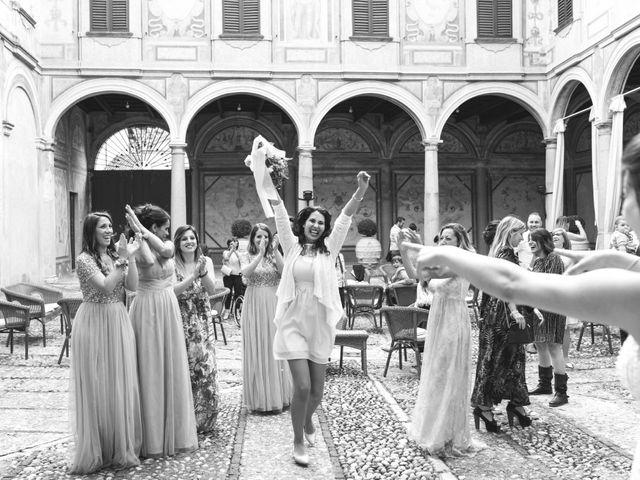 Il matrimonio di Marco e Francesca a Robecco sul Naviglio, Milano 52