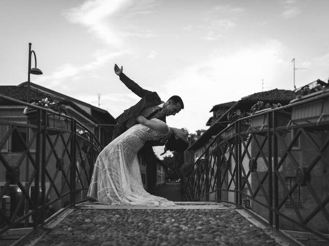 Il matrimonio di Marco e Francesca a Robecco sul Naviglio, Milano 55
