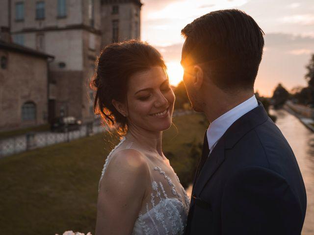 Il matrimonio di Marco e Francesca a Robecco sul Naviglio, Milano 56