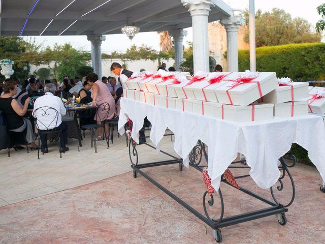 Il matrimonio di Alessandro e Katia a Campi Salentina, Lecce 31